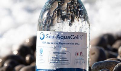 eau de mer hypertonique Sea Aquacell's